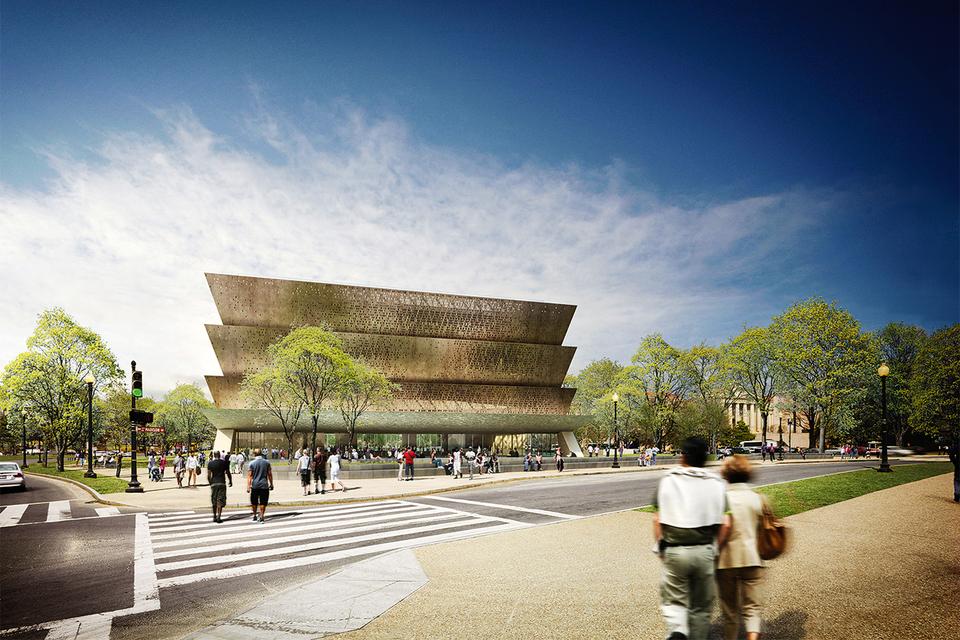 Национальный музей афроамериканской истории и культуры, Вашингтон