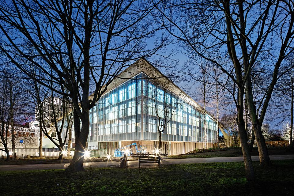 Музей дизайна перебрался на запад Лондона