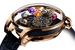 Jacob & Co, часы Astronomia Solar c изображением восьми планет Солнечной системы, корпус из розового золота и сапфирового стекла диаметром 44,5 мм, калибр JCAM19 с парящим турбийоном и запасом хода в 48 часов