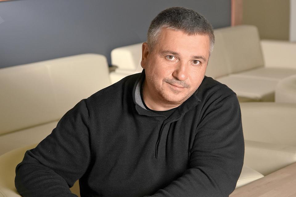 Владимир Седов, президент группы компаний «Аскона»