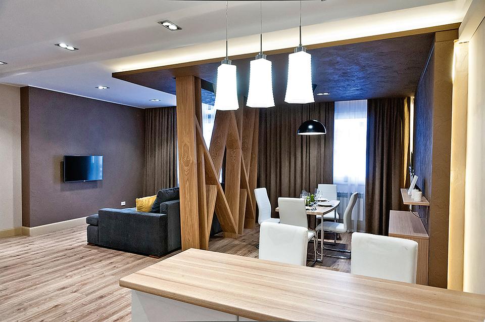 Интерьер жилого дома в Доброграде