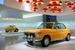 Музей BMW в Мюнхене (Германия) – более 120 экспонатов разместились на площади 5000 кв. м. От прогулки захватывает дух: путь длиной в 1000 м от нижних, подвальных этажей и до самого верха проходит по наклонным плоскостям сложной конфигурации!