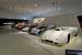 Музей Porsche, Штутгарт (Германия) –  здесь представлено более восьми десятков моделей марки, а в запасниках музея хранится более четырехсот экспонатов, что позволяет сотрудникам часто обновлять экспозиции