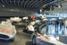 Музей Mercedes-Benz, Штутгарт (Германия) – на 16 500 кв. м выставочных площадей размещено более 160 машин, представляющих историю марки с момента ее основания и до нашего времени