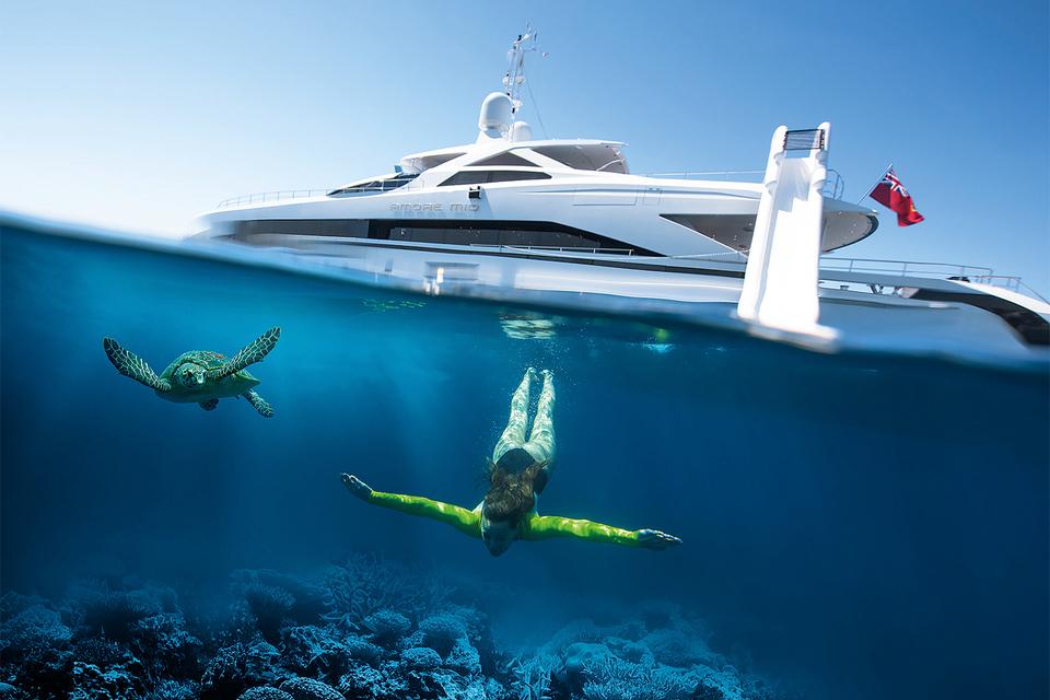 Голландская верфь Heesen Yachts строит одни из самых инновационных суперъяхт