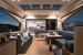 Интерьер яхты Targa 53 Open от Fairline