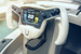 Снимающийся электронный руль выступает также в роли ключа зажигания