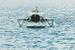 Центр тяжести катамарана размещен так, что судно всегда остается в горизонтальном положении