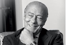 Фавазо Груози, основатель и креативный директор de Grisogono