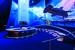 В 2014 г. перезапускалась коллекция Aquatimer, и стенд IWC оформили в морской тематике