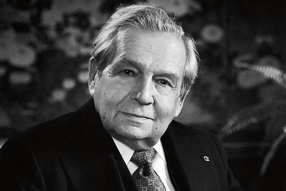 Гарри Уинстон, основатель ювелирно-часового Дома Harry Winston