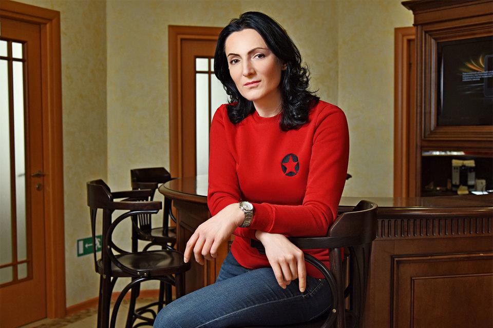 Наталья Григорьева, управляющий партнер клиники «Премиум Эстетикс» и сети клиник «Эпилайк»:
