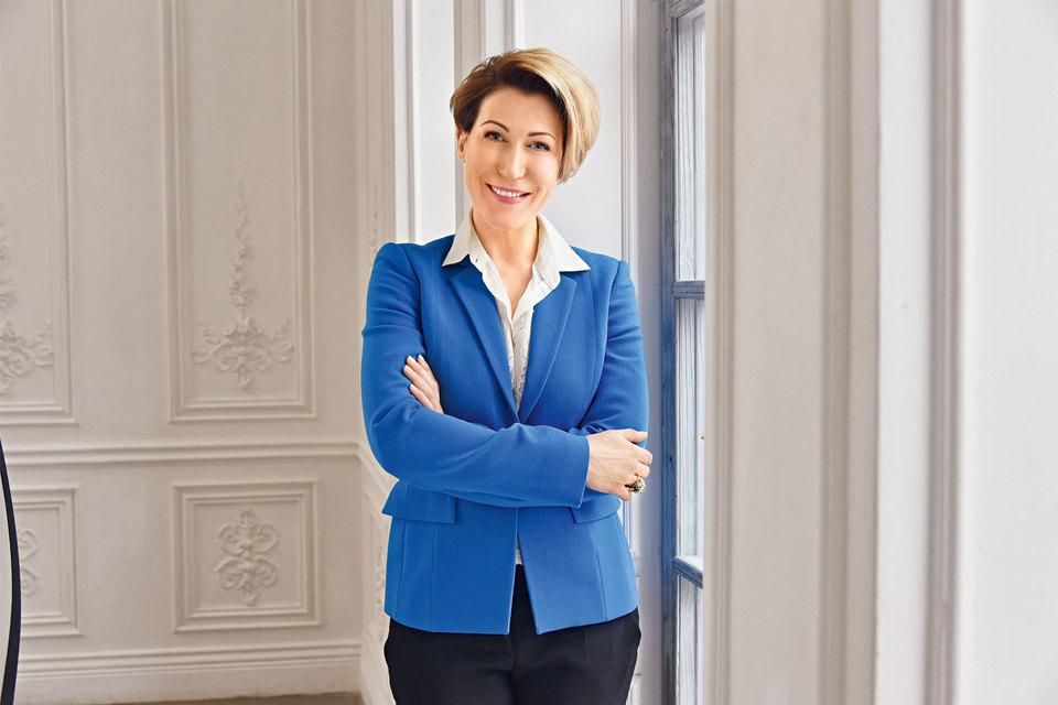 Татьяна Гороховская, президент корпорации «Сибирское здоровье»