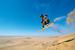 В песках Намибии можно заниматься и слаломом, и телемарком