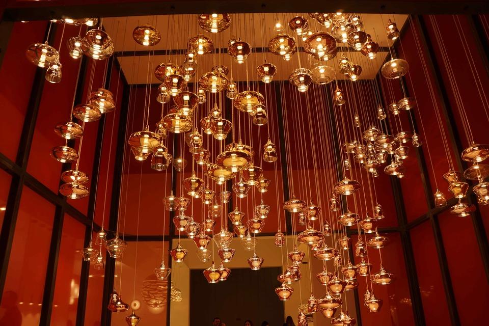 Светильники Nostalgia, созданные для  Studio Italia Design