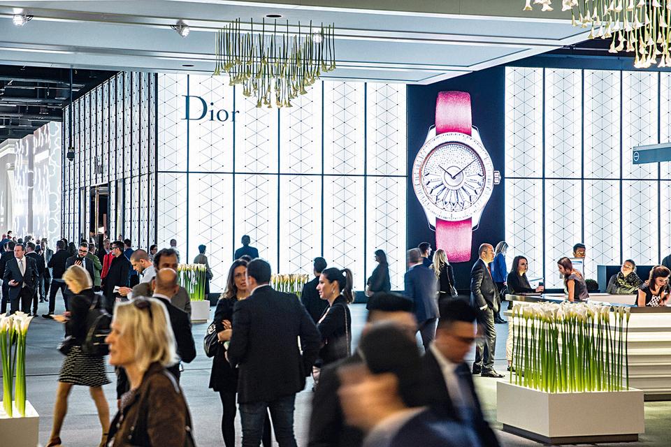 С 2018 г. парижская марка Dior больше не будет выставляться в Базеле