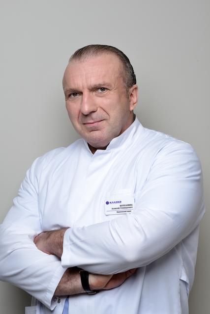 Алексей Котелевиц, пластический хирург клиники эстетической медицины «Клазко»