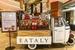 Eataly Знаменитая итальянская сеть гастрономических рынков (основана в 2007 году и представлена по всему миру) буквально на днях откроет свой первый проект в Москве. Как и в любом Eataly, здесь предполагается объединить магазины, кафе, рестораны и гастрономические лавки. Посетители смогут увидеть, как готовится еда, а также производится продукция, например, сыры.