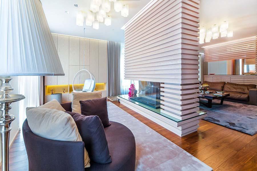 9 из 10 самых дорогих квартир с отделкой расположены в Центральном административном округе столицы