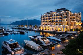 Гостиница Regent Porto Montenegro, Тиват, Черногория