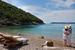 Пляж на территории курорта