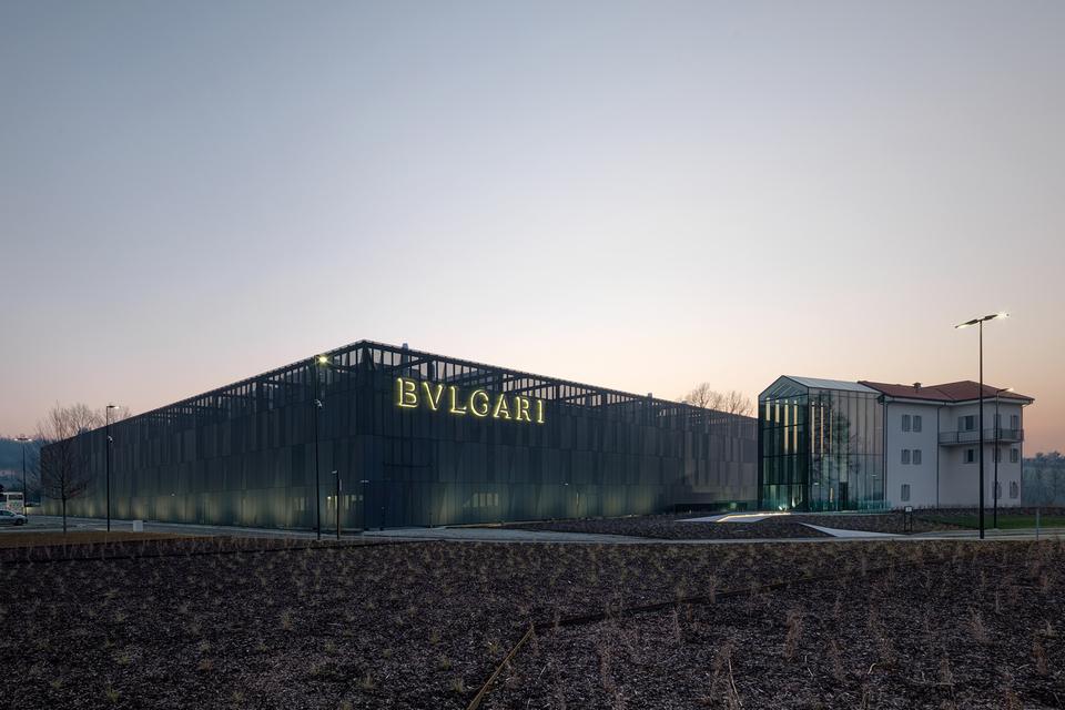 Manifattura Bulgari объединила дом первого ювелира Валенцы и суперсовременные здания
