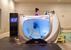 Водяной беговой тренажер Rebirth от японской компании Water Walker & Spa
