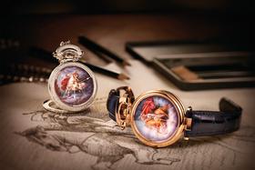 Часы Amadeo Fleurier cо всадниками Апокалипсиса