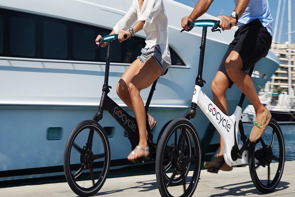 Электровелосипеды такие же проворные, как и другие двухколесные средства передвижения, но почти не издают шума. Велосипед Gocycle G3