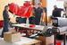 Процесс сборки электромотоцикла Johammer