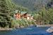 Курорт расположен в климатическом оазисе Горного Алтая – Чемальской долине
