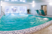 Центр восстановительной медицины «Долголетие», работающий при отеле, предлагает огромное количество программ