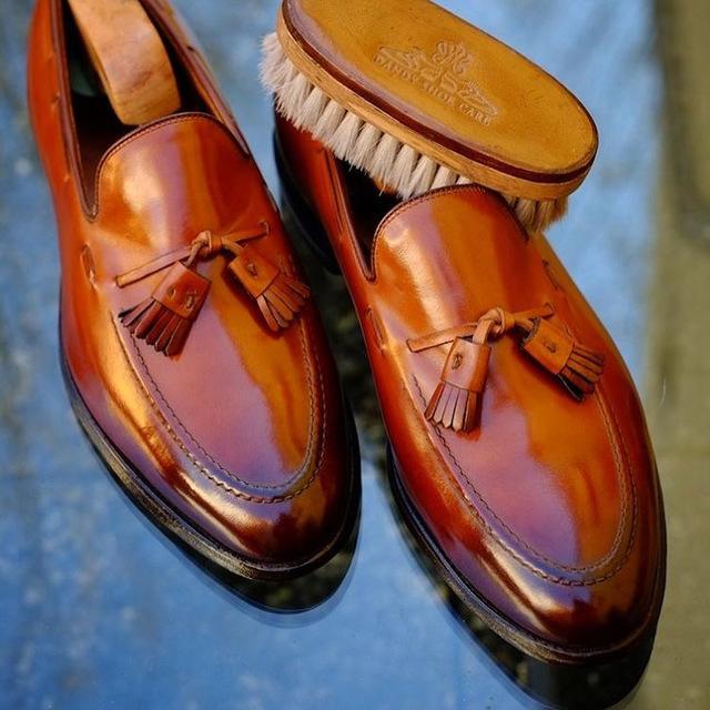 Глассаж – искусство полировки обуви