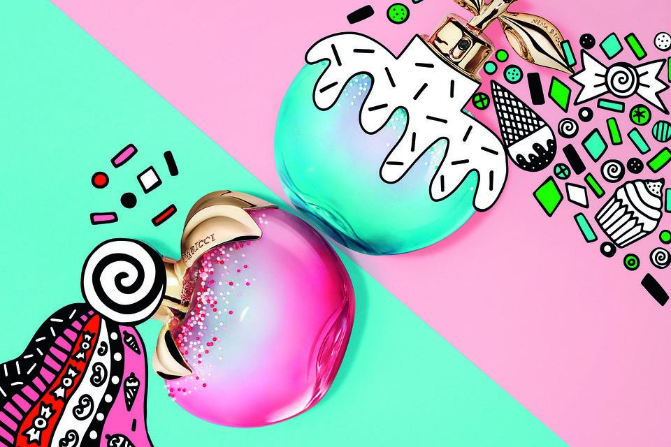 «Сладкая» рекламная кампания Nina Ricci