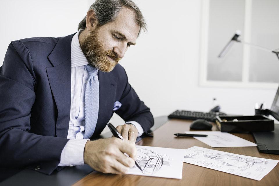 Фабрицио Буонамасса, управляющий директор центра часового дизайна Bulgari
