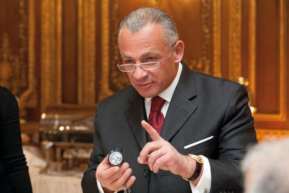 Паскаль Раффи, владелец и глава швейцарского часового бренда Bovet 1822