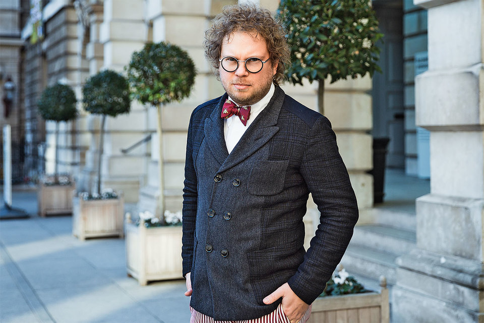 Профессор университета Гронингена Димитрий Коченов
