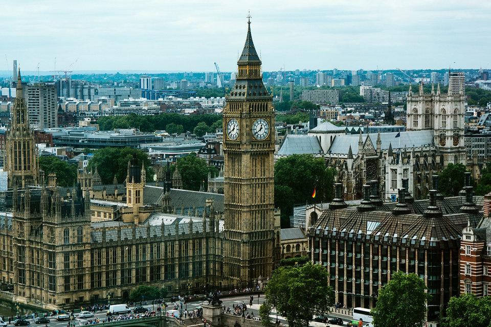 Британская столица стала безусловным лидером рейтинга