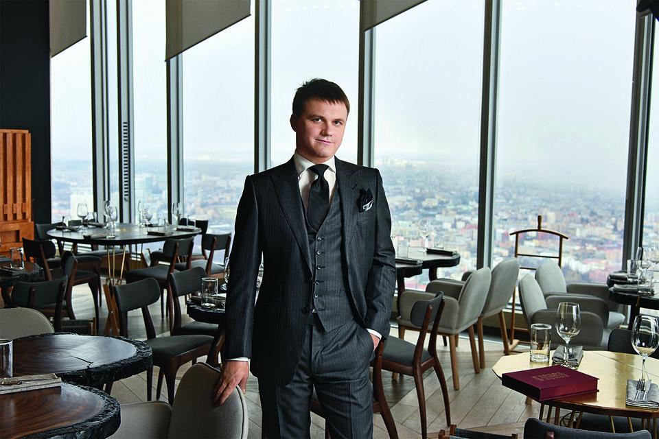 Владимир Михайлов, исполнительный директор GL Financial Group