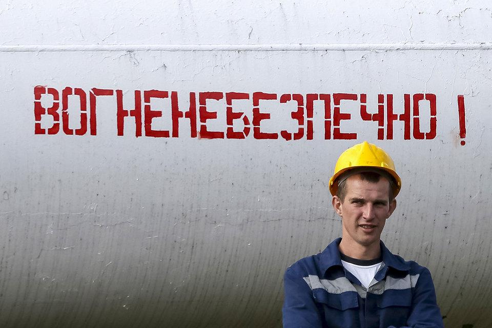 Контракт «Газпрома» с Украиной на транзит газа истекает в 2019 г.