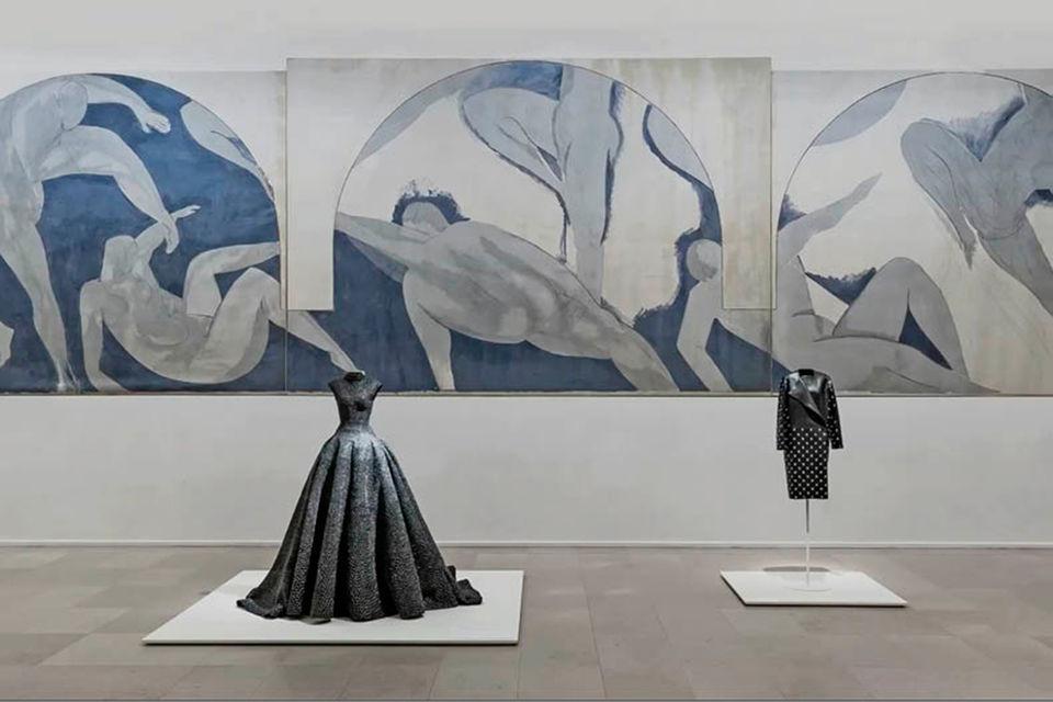 C выставки «Azzedine Alaïa в зале Матисса» в Парижском музее современного искусства, Париж, 2013-2014 годы