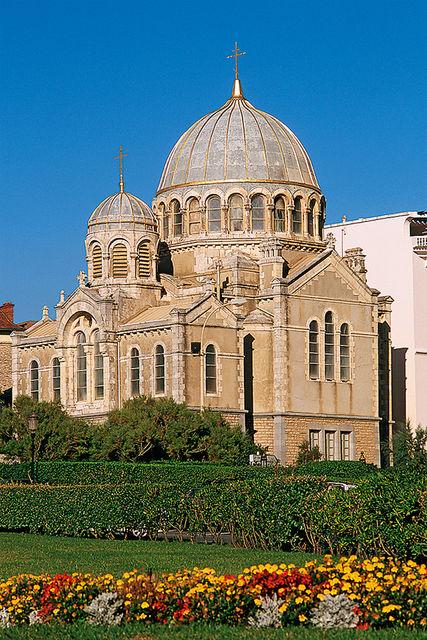 Церковь Покрова Богородицы и Святого Александра Невского