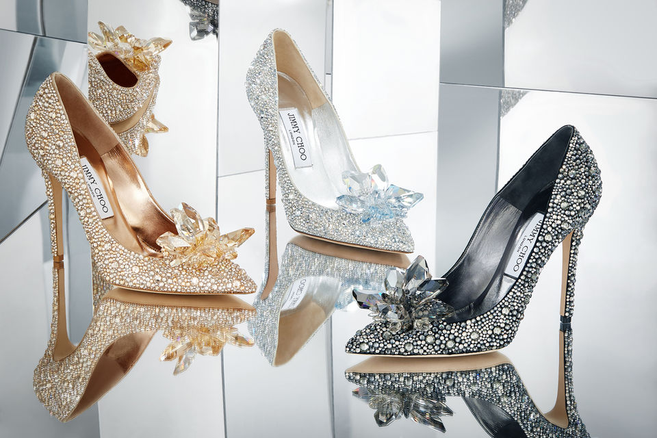 «Туфли для Золушки» Jimmy Choo оказались столь востребованы клиентками, что из модели на заказ Cinderella превратилась в отдельную коллекцию