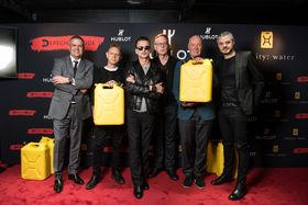 Идеологи Hublot и Depeche Mode объединили свои усилия в пользу организации Charity: Water