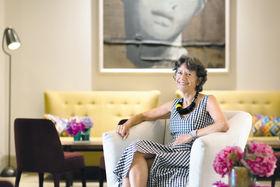 Ольга Полицци, директор по дизайну группы отелей Rocco Forte Hotels