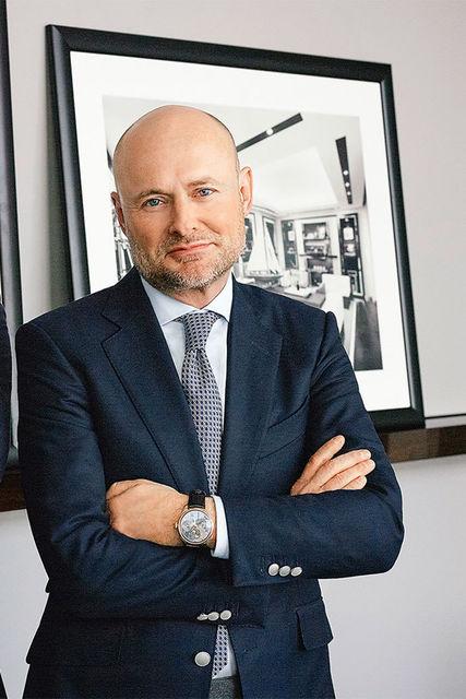 Ранее Керн 15 лет возглавлял часовой бренд IWC Schaffhausen
