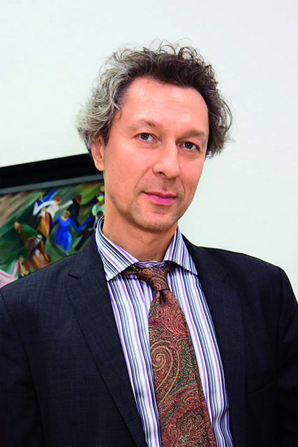 Искусствовед Александр Балашов обратил внимание руководителей банка на такое явление русского искусства, как поставангард, в итоге став куратором корпоративной коллекции
