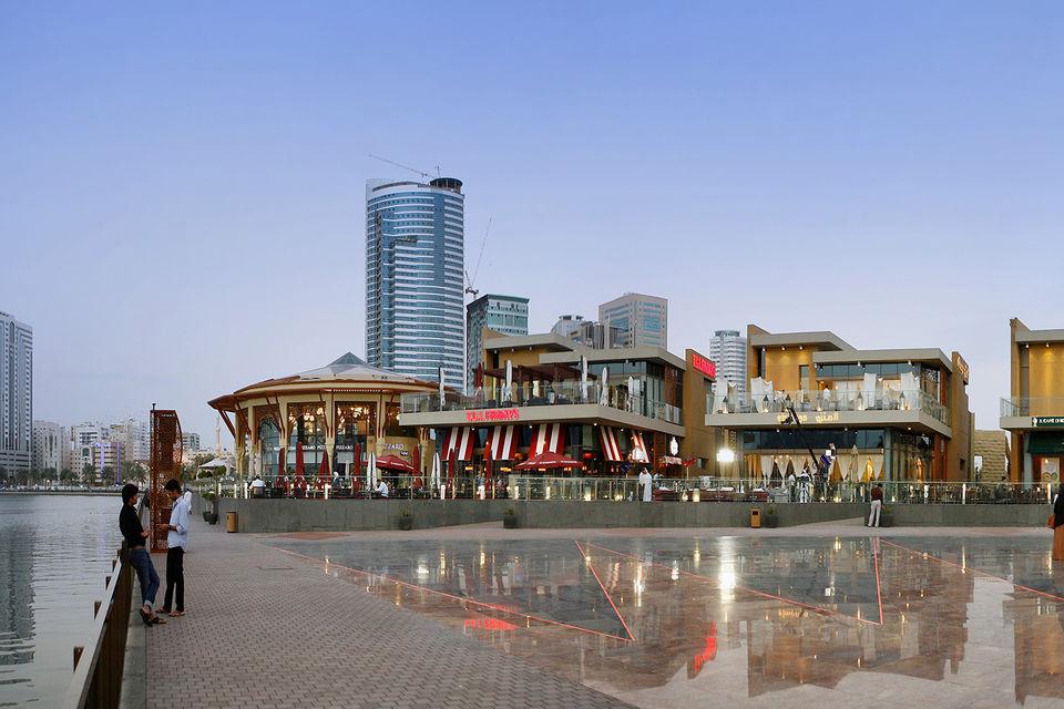 Строительство начнется с набережной Аль-Маджаз