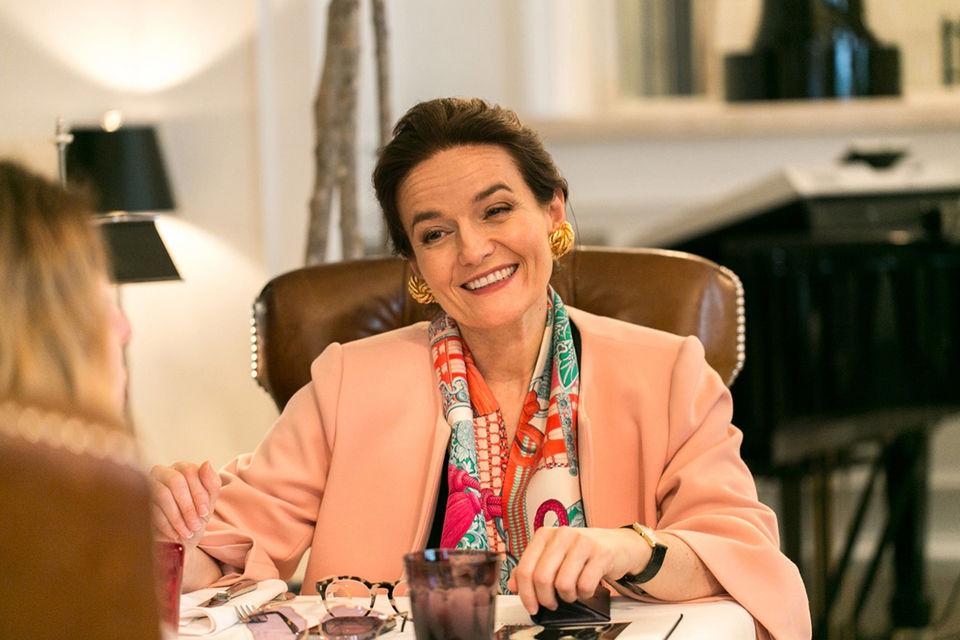 Луиза Дельгадо, глава компании Safilo Group