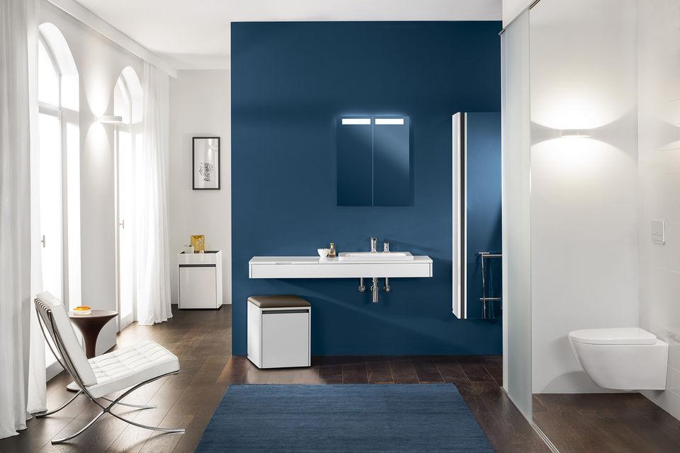 Коллекция мебели для ванной